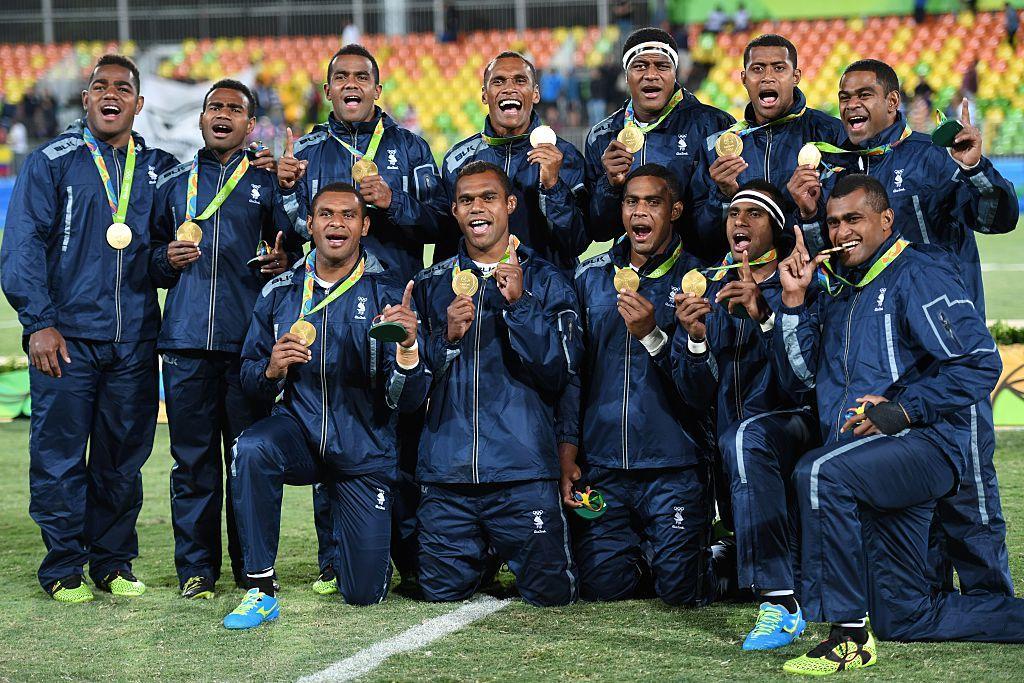 斐濟奪歷史第一面奧運七人欖球金牌,同時也是斐濟自1956年參加奧運以來首金。