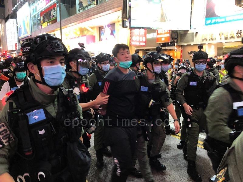 港警頭盔增設大陸製大疆牌攝影機 憂用於竊取民眾信息