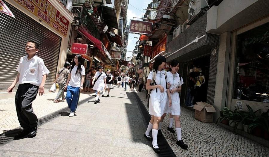 中共愛國政教課引入澳門 香港或將成為澳門翻版