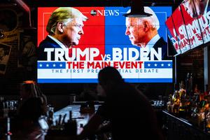 美媒:特朗普確診將對美大選產生甚麼影響?