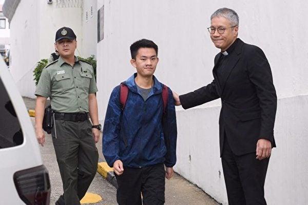 管浩鳴稱台律師已收到陳同佳委託將與台灣當局會面  陸委會:已準備就緒
