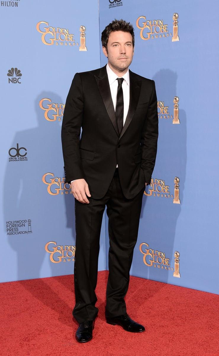 Black Tie Optional:男士可以選擇穿晚禮服或正式的深色圓擺西裝,還可以換成打領帶,襯衫最好是選擇白色的。圖為示意圖。(Kevin Winter/Getty Images)