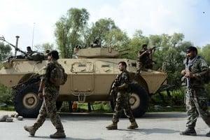 美軍空襲擊斃IS在阿富汗最大頭目