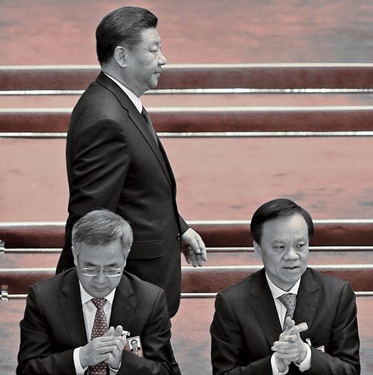 分析說,習近平的接班人應該已經指定了,只是沒有公佈而已。(Lintao Zhang/Getty Images)