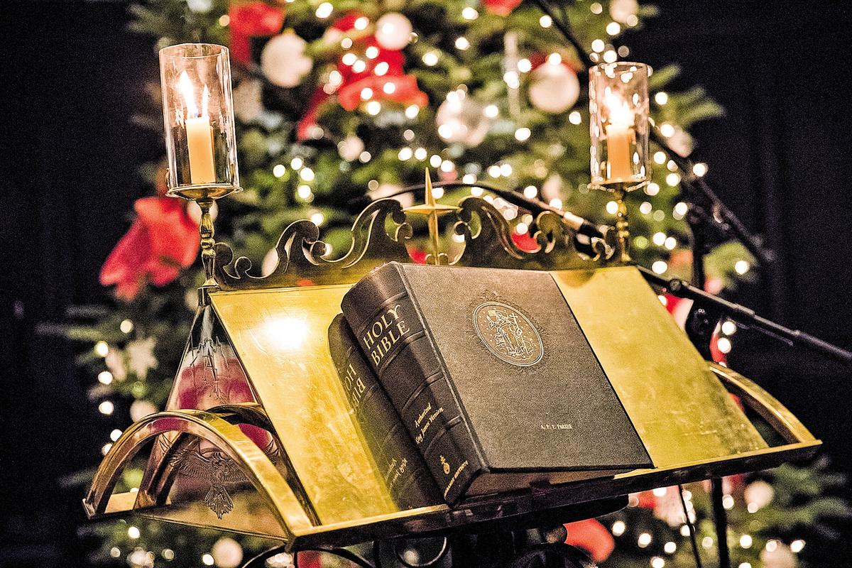 《聖經》是天主教、基督教和東正教等基督教派的宗教經典。(Getty Images)
