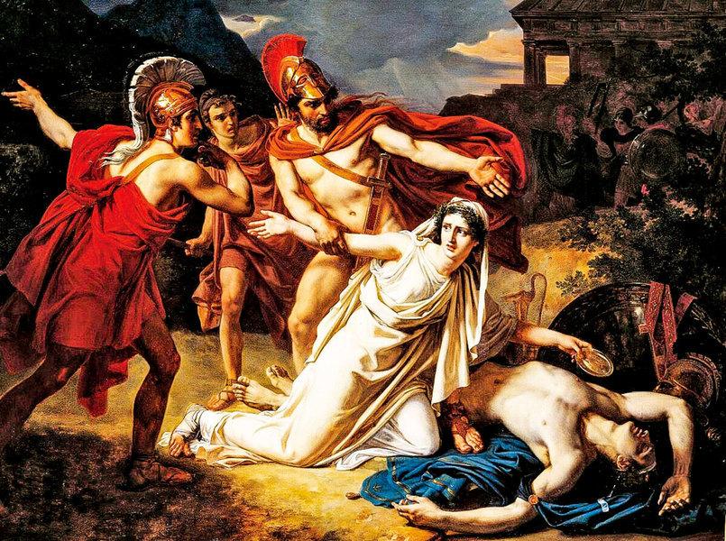 解讀古希臘悲劇故事 《安提戈涅》的重要元素