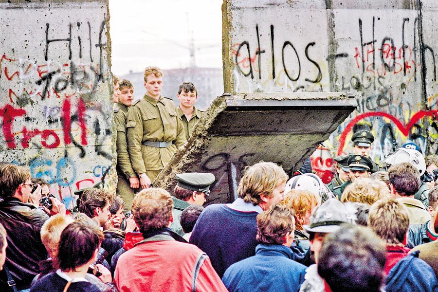 兩德統一30年 前國安局長警示共產主義危險