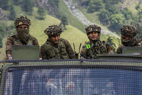 印度開通往中印邊境速運兵力隧道 印軍積極備戰