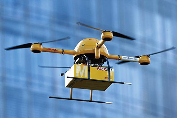 實現快速發貨 沃爾瑪測試無人機送貨