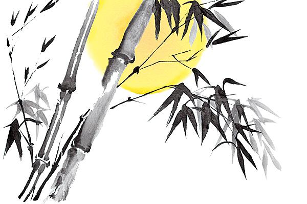 白露望明月,月亮總是讓人引發鄉愁(Shutterstock)