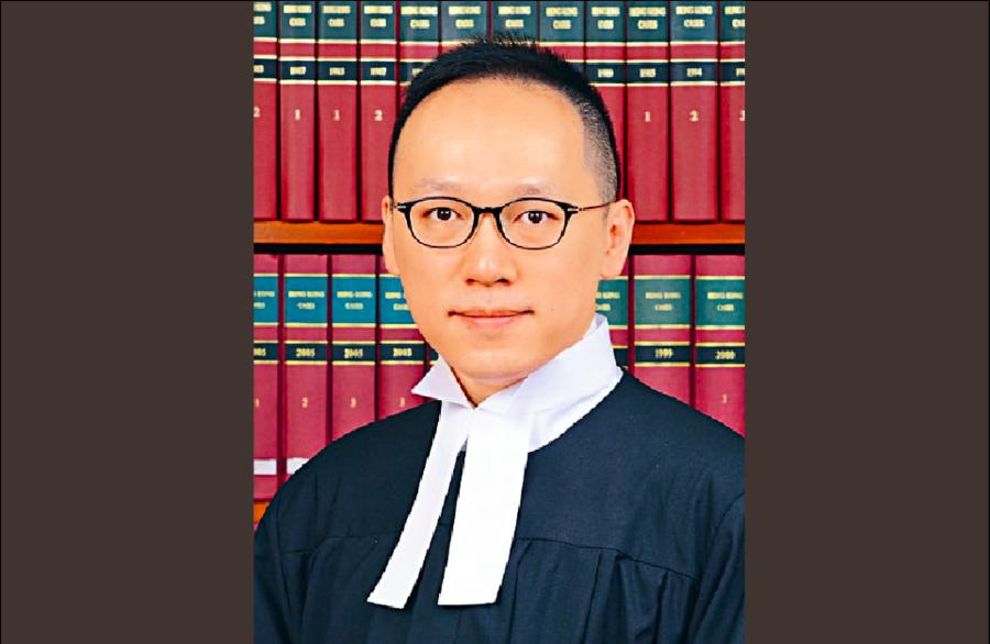 司法機構:針對裁判官何俊堯六宗投訴不成立