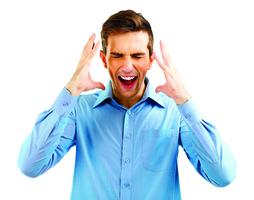 經常發脾氣 到底是哪裏病了?趕走壞脾氣中醫有妙方
