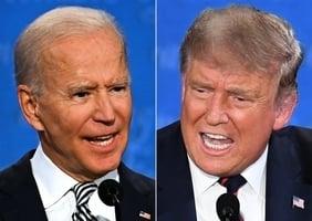 罕見!美國總統大選第二場辯論宣告取消