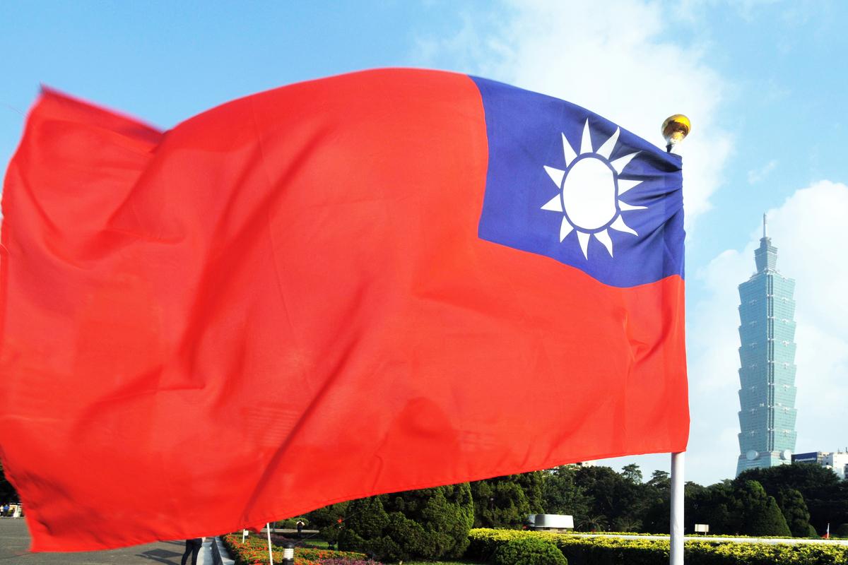 2020年10月10日,台灣迎來第109個國慶。(MANDY CHENG/AFP)