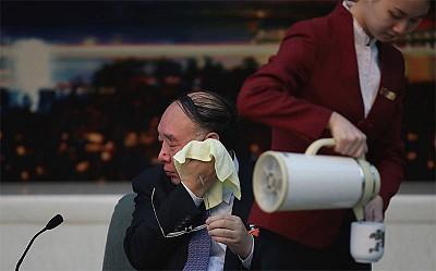 中共重慶市前市長黃奇帆資料照。(Getty Images)