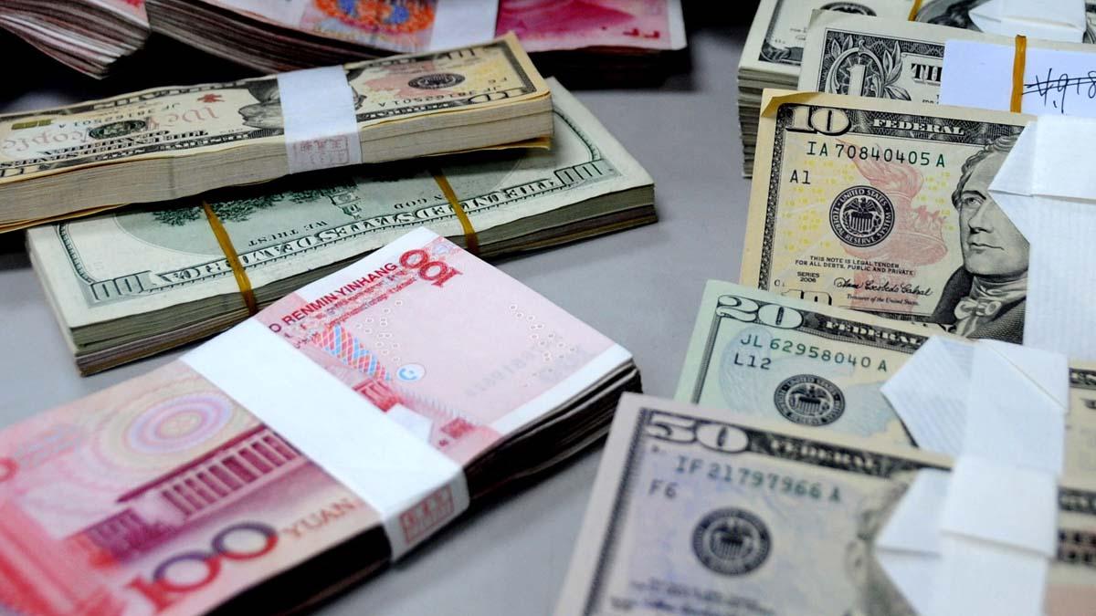 十月,市場更加關注美國是否會對中共當局開啟金融脫鉤。(VCG/VCG via Getty Images)