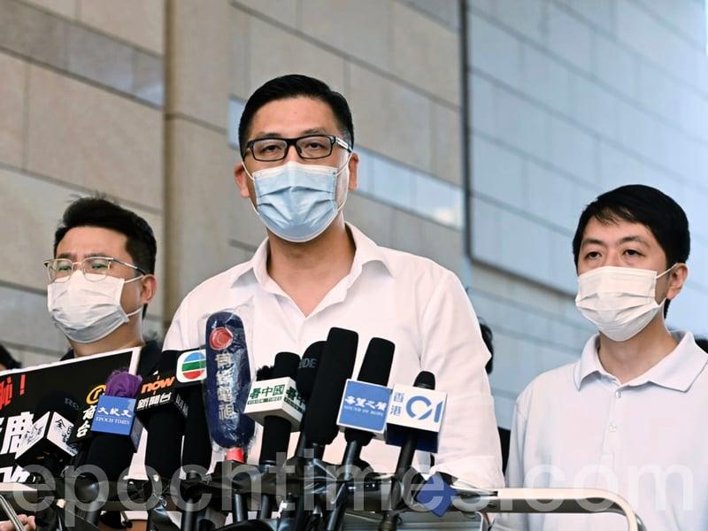 【直播】7.21元朗恐襲 林卓廷被控暴動罪今庭訊 籲港人堅守真相