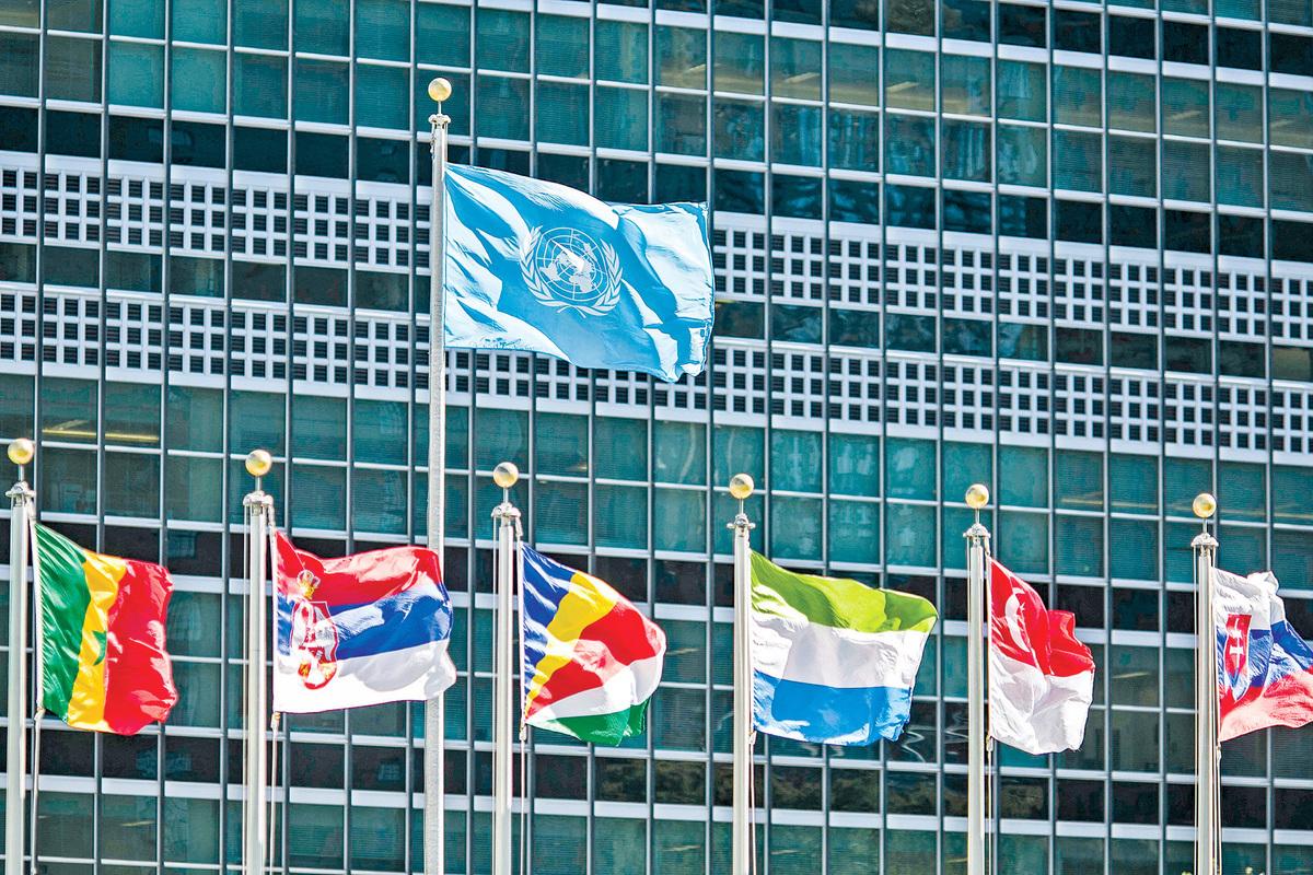 有分析認為,世界各國已逐漸認識到中共極權體制的邪惡,並敢於對中共說「不」。圖為紐約聯合國大廈。(DOMINICK REUTER/AFP via Getty Images)