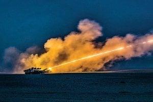 共軍東海演習渡海登陸 美計劃售台七重大武器系統