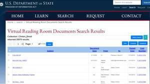 美國大選十月驚奇 希拉莉郵件公開 曝薄王案秘密