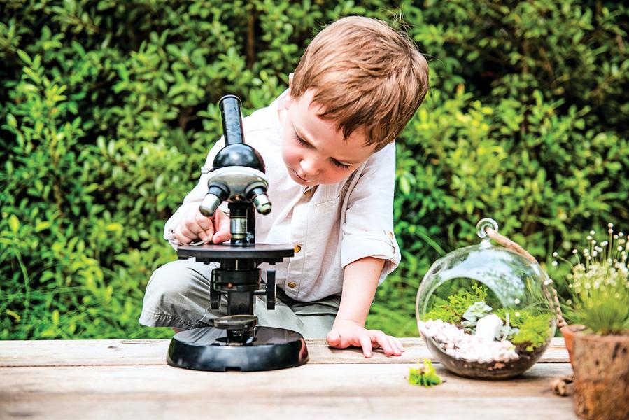 在家上學成主流6 招輕鬆激發孩子好奇心