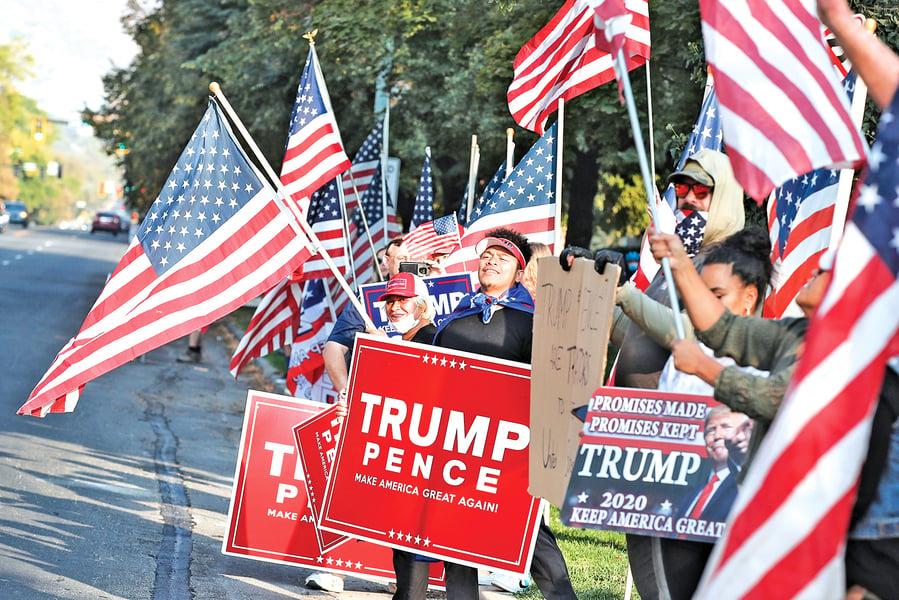 第二場總統辯論取消的疑點與信號