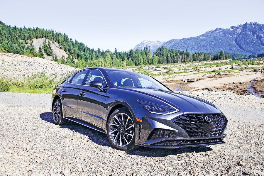 科技新玩意 Hyundai Sonata Limited