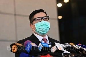 港民主派議員批鄧炳強做「政治樣板戲」 拒其參與九龍城區議會