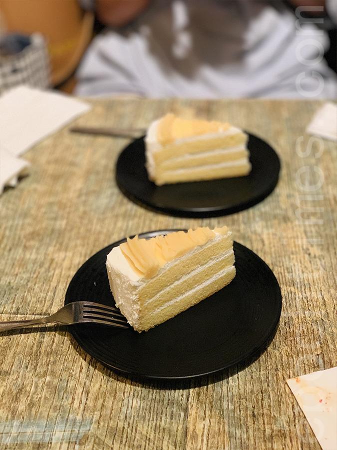 栗子蛋糕。(Siu Shan提供)