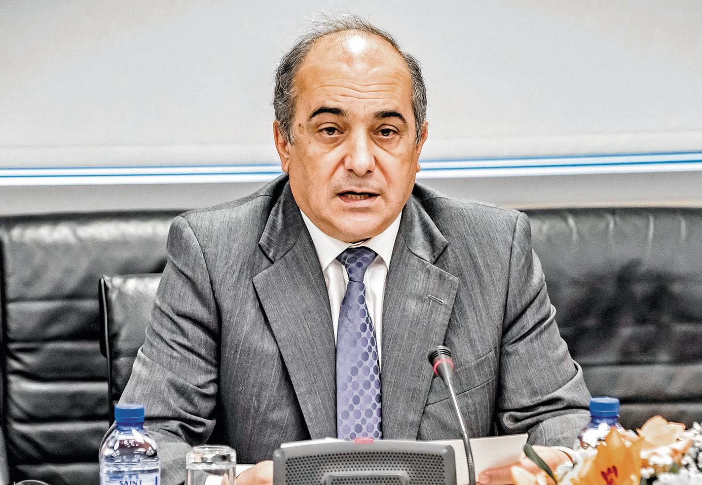 塞浦路斯國會議長西洛里斯(圖)被指捲入「黃金護照」醜聞。(GettyImages)
