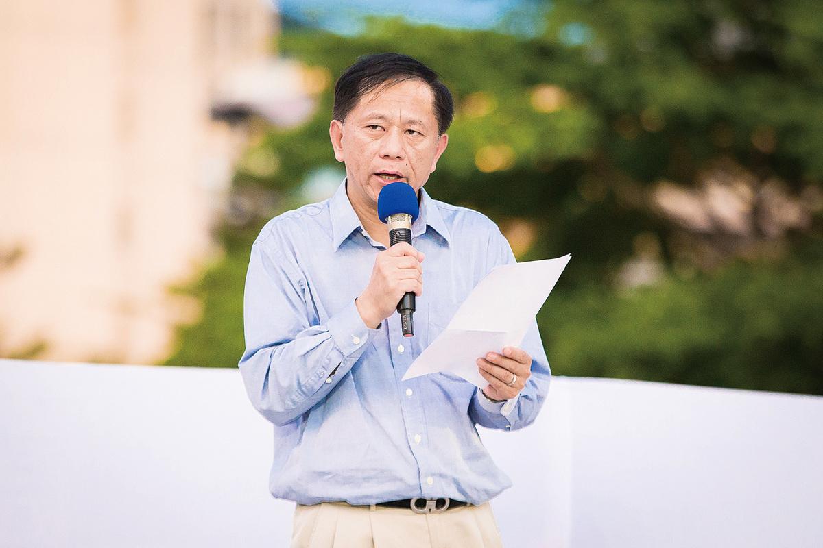 美國南卡大學商學院謝田教授認為,中共扼殺香港的自由,不僅葬送了香港,而且也葬送了中國的經濟與金融。(陳柏州/大紀元)