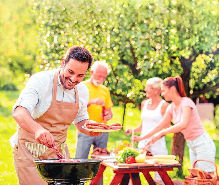烤肉吃過量 身體負擔大中醫分享5個健康吃法 享受美味無負擔