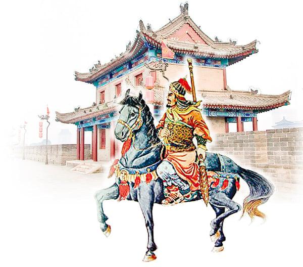 千古神將岳飛傳(七)第一次北伐 收復襄陽六郡