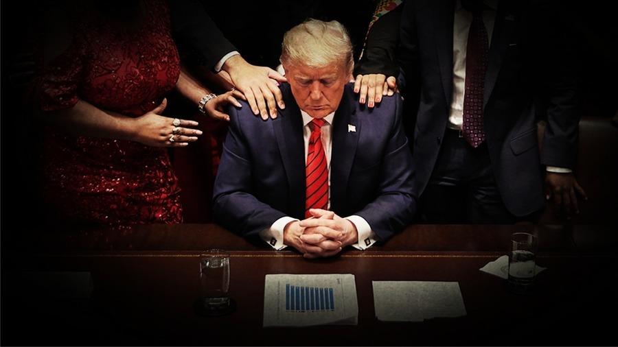 神啟預言:美前兩總統將被捕 特朗普終結中共