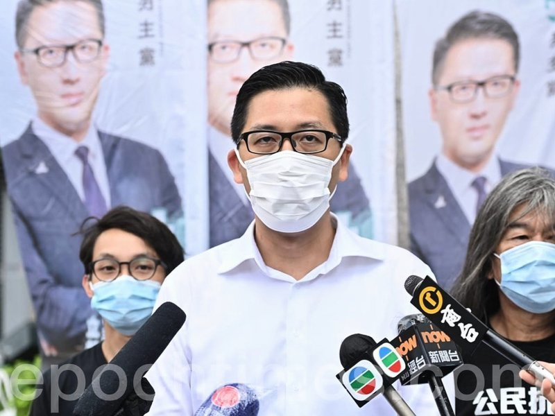 葉劉稱境外投票應「國內優先」 林卓廷質疑「邏輯荒謬」