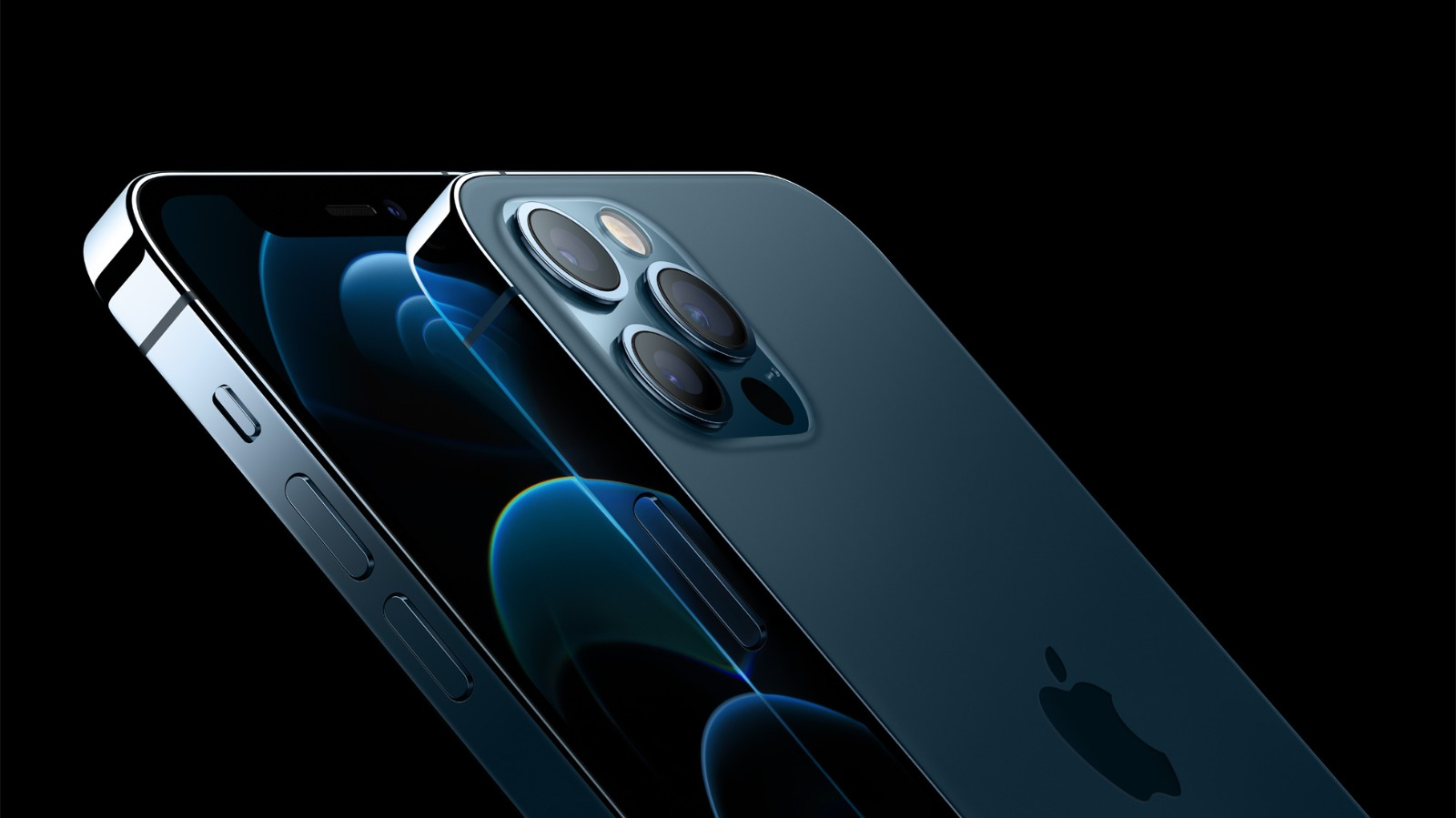 iPhone 12系列16日於大陸開放預購,開始不久,各電商平台就遭搶購一空,極速售罄。(蘋果官網)
