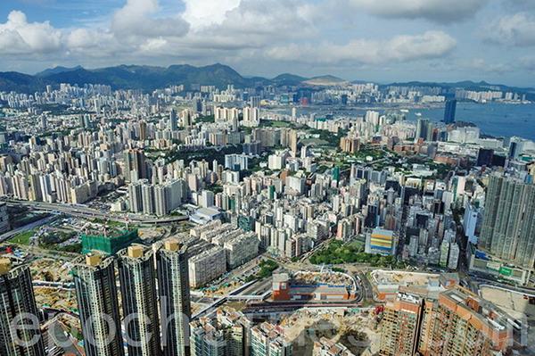 美聯工商舖最新數據顯示,今年首三季香港工廈億元或以上的成交量僅錄得14宗,按年大跌65%。(大紀元資料圖片)