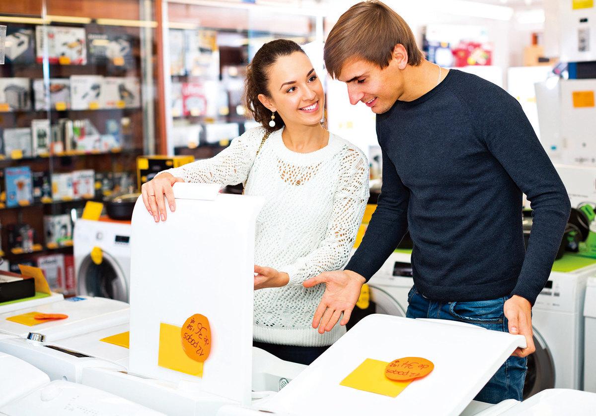 了解自己的需求,才能選出適合自己的洗衣機。(shutterstock)