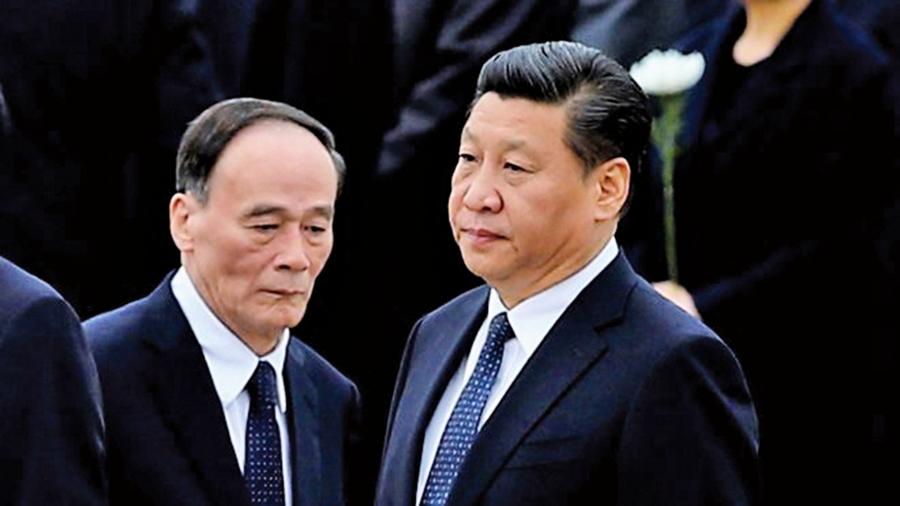 新「林彪事件」恐驚現 董宏被抓 王岐山命運難料