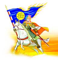 千古神將岳飛傳(九)以寡擊眾 岳元帥親自上陣