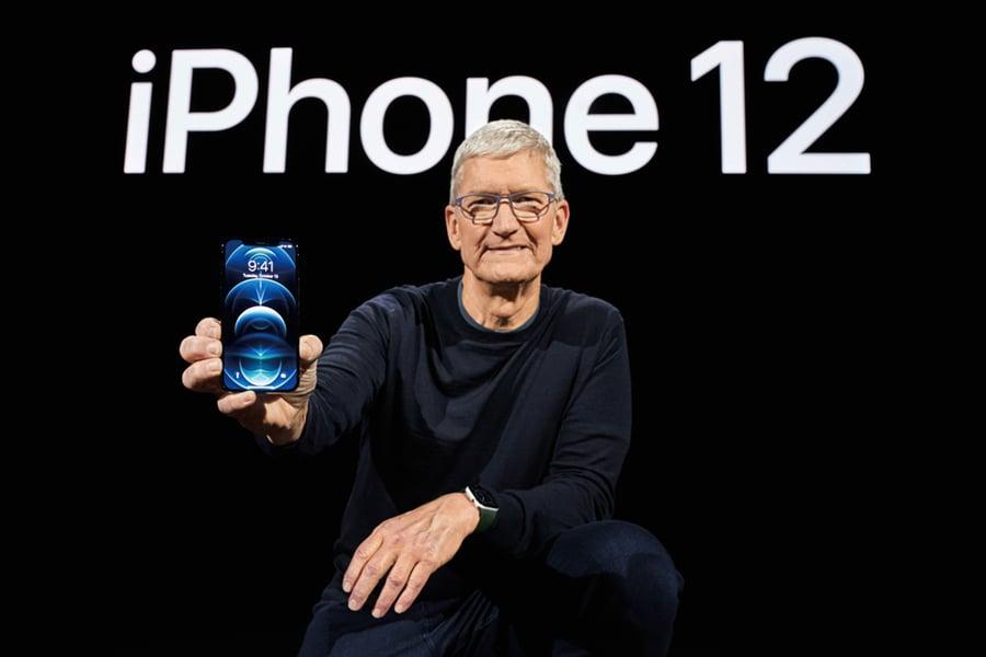 iPhone 12大陸預售搶崩官網