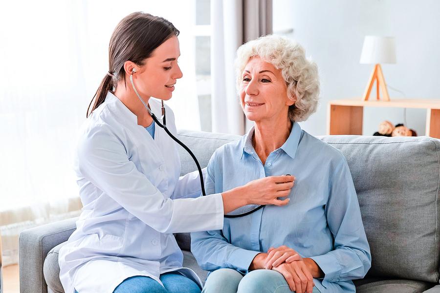 冠狀動脈阻塞造成胸悶   未即時治療恐引發心肌梗塞