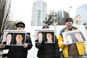 在香港和大陸美國人 或被中共拘捕做「人質外交」