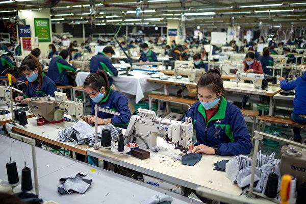 中共官方公佈大陸第三季GDP增長數字,遜於預期。( Linh Pham/Getty Images)
