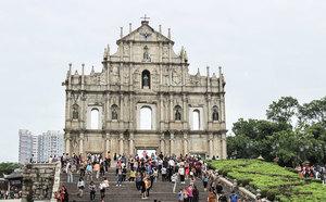 惠譽:料澳門經濟收縮4成 明年亞太旅遊業續低迷