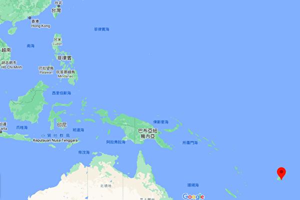中華民國駐斐濟代表處10月8日在當地(圖中紅色標註為婓濟)舉行雙十酒會,中共駐斐濟大使館人員硬闖酒會還打傷了人。10月19日中共駐斐濟大使館卻發聲明反咬一口。(谷歌地圖)