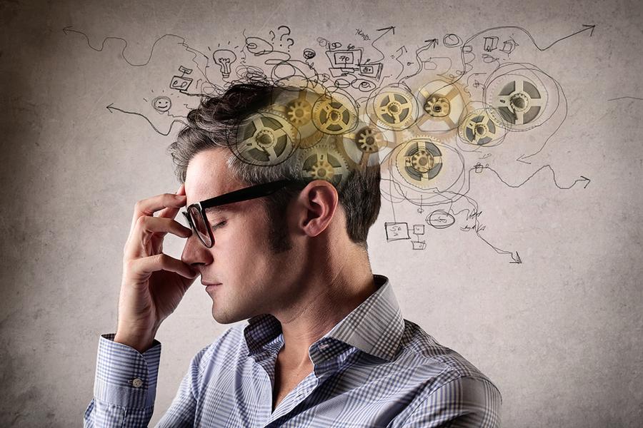 頭腦中頑固壞思想存在哪裡