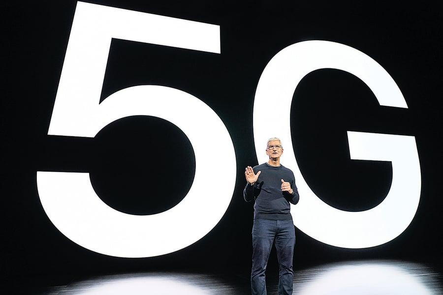蘋果發佈四種5G iPhone 12 多年來最重大的iPhone發表會