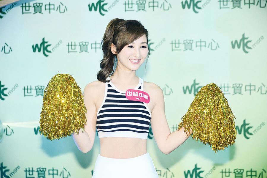 高海寧 陳瀅亮相「打氣大會」 祝運動員奧運取佳績