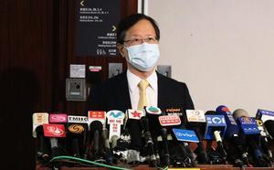 郭家麒:放寬限聚令 強制檢測違反醫生專業守則